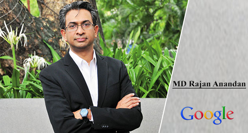 Google India MD Rajan Anandan bids adieu to the company, plans to join VC fund Sequoia Capital