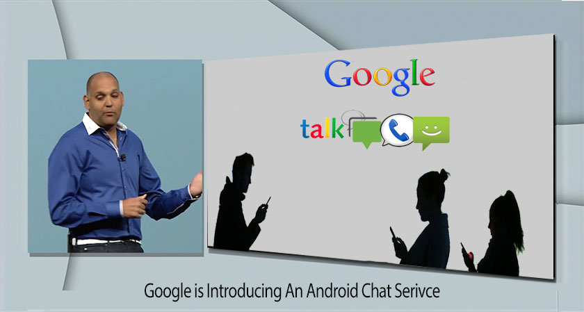 Google introduces a new chat messaging service