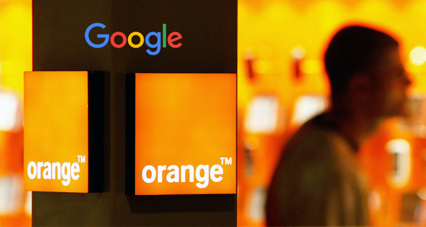 Business Partnership: Google Joins Hands with Orange to Invest In Start-Ups