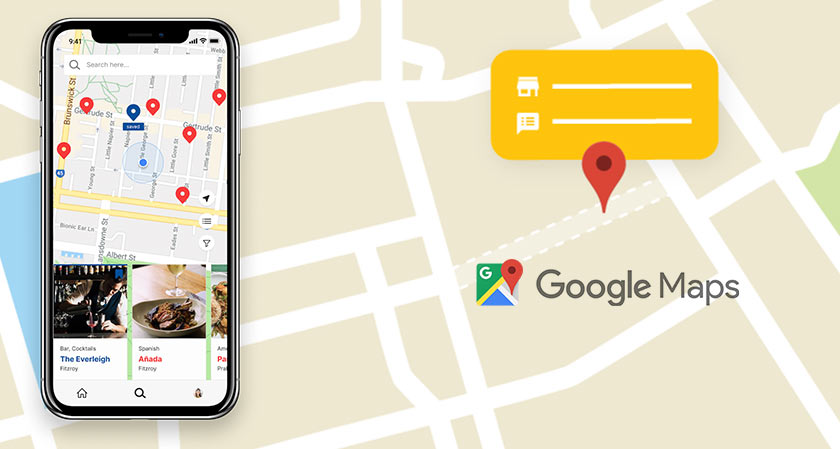 Google Map's New Dining Feature: The Update All Indians have been waiting for