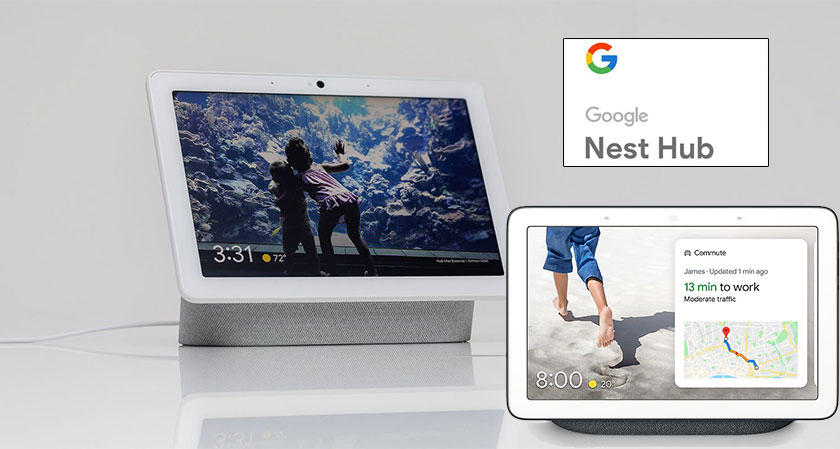 Google Nest Hub Might Be Launched In India: A New Competitor for Amazon Echo Show 5?