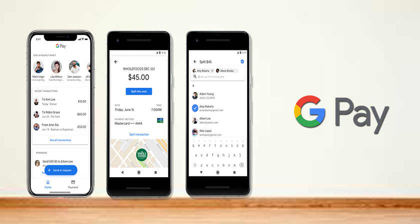 Google Pay's latest update adds peer-to-peer payments and mobile ticketing