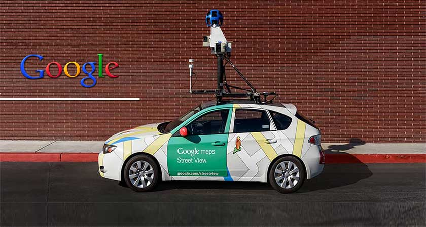 Google's Street View Cars to monitor pollution in the UK now