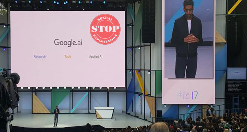 Google: New AI Technology to Tackle Online Child Sexual Abuse