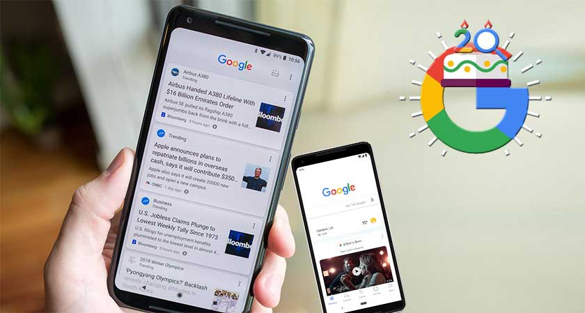 Google rebranding its news feed for mobile users