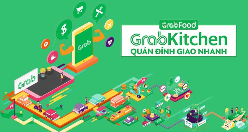 GrabKitchen Expands its Footprint: Enters into Vietnam and Thailand