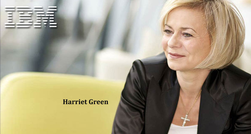 IBM Asia Pacific Chief Harriet Green steps back from the role