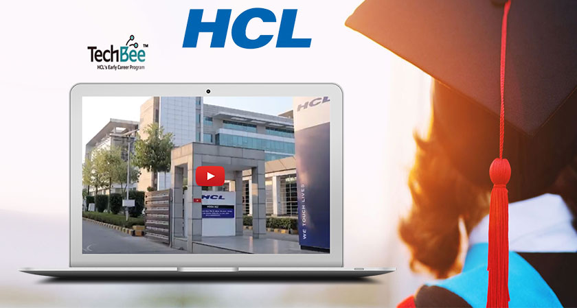 HCL plans to launch its Tech Bee initiative to help students