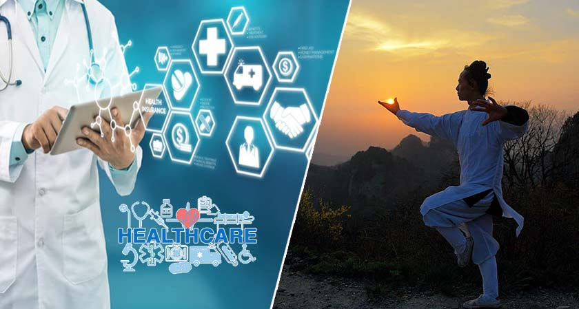 Health care with Kung-Fu? A reality by the nuns of Nepal