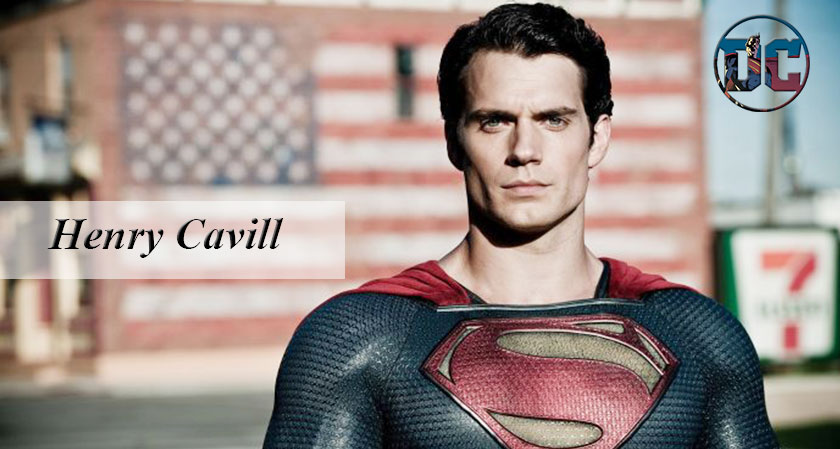 Henry Cavill will no longer be playing Superman in DC movies?