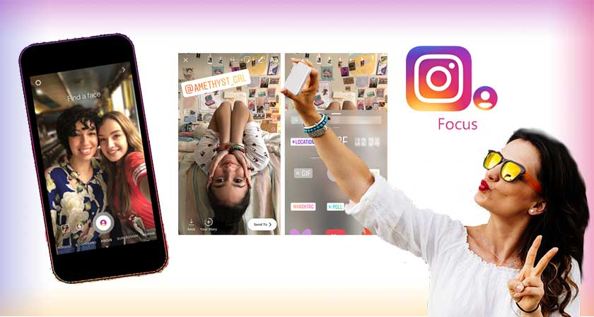 Here is the new feature by Instagram: Focus