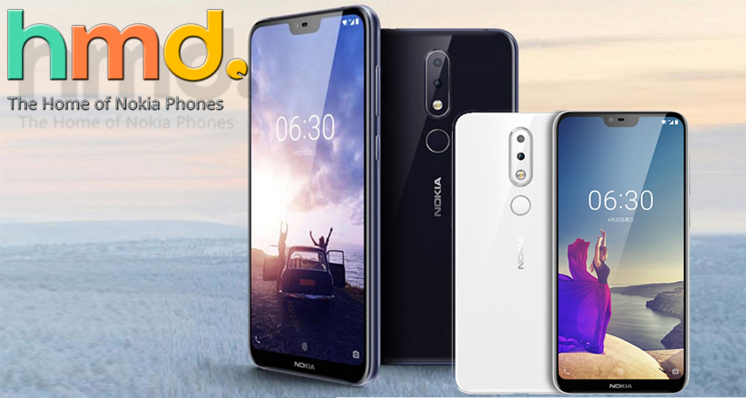 Report: HMD Global to Roll Out 6GB RAM variants of Nokia 6.1 Plus, Nokia 5.1 Plus in India