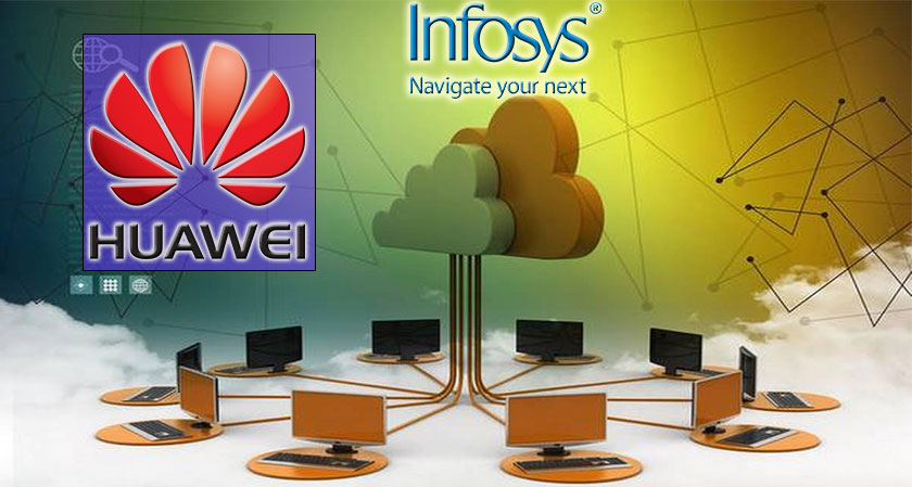 Huawei and Infosys to develop Solutions for Businesses