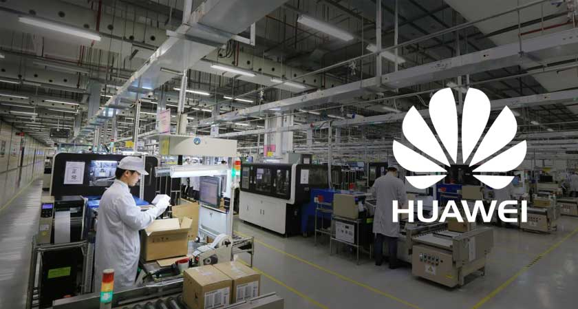 Huawei to open its first mobile network plant in France by 2023