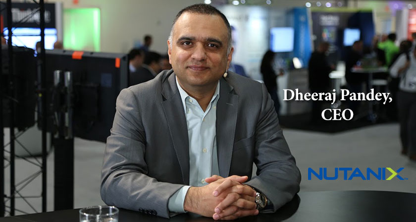 Hybrid cloud is the future of Nutanix, says CEO Dheeraj Pandey