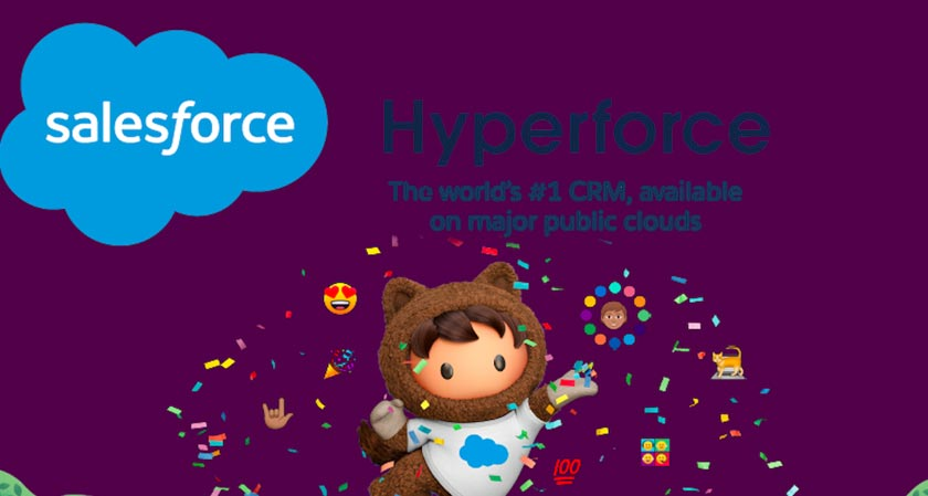 Hyperforce from Salesforce will have backward compatibility to save previous applications and investments