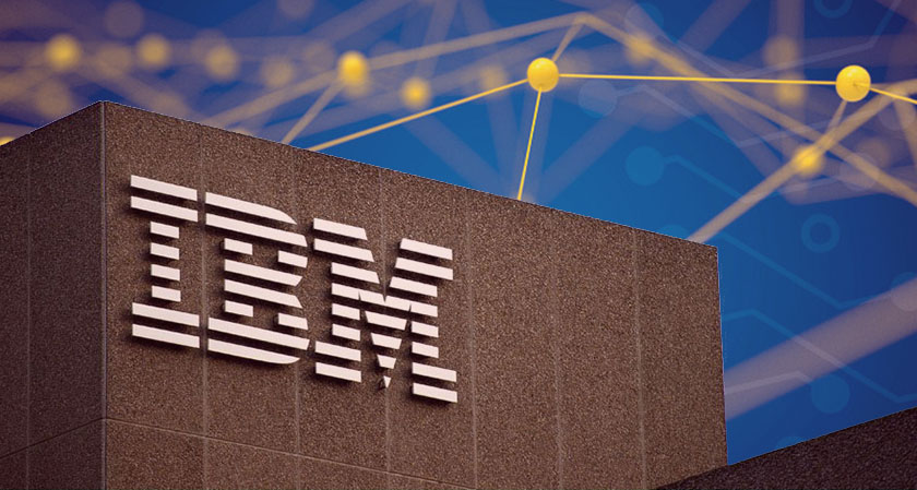 IBM has strengthened itself as a cloud and blockchain leader