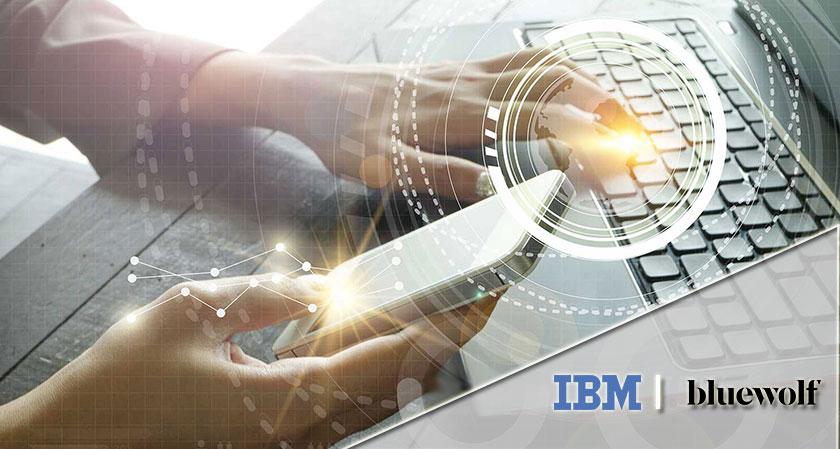 IBM will drive digital transformation through its Salesforce consulting arm, Bluewolf