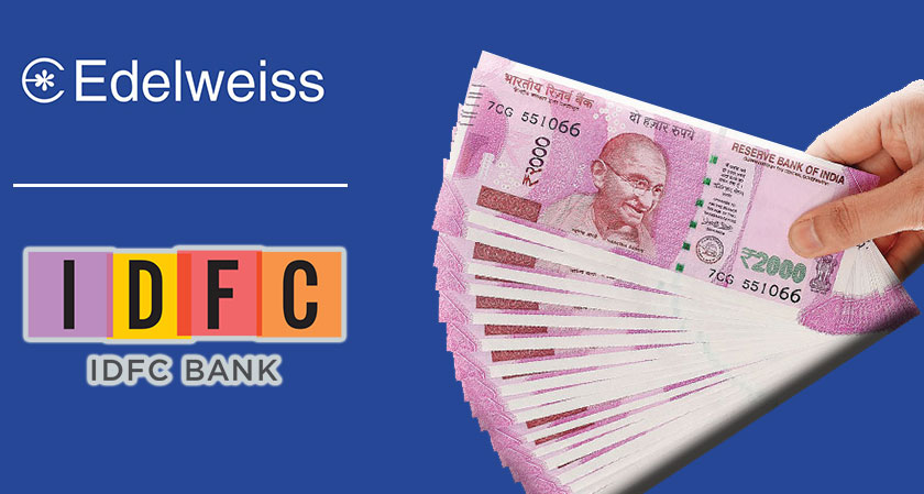 IDFC Clears NPAs, sells to Edelweiss Asset Reconstruction Company