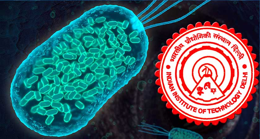 IIT Researchers develops a Biosensor to Detect Bacteria