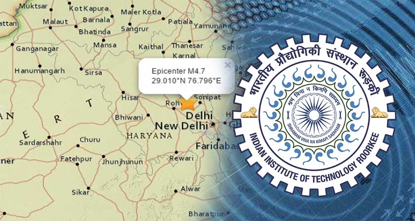 IIT Scientists Develop an Earthquake Warning System