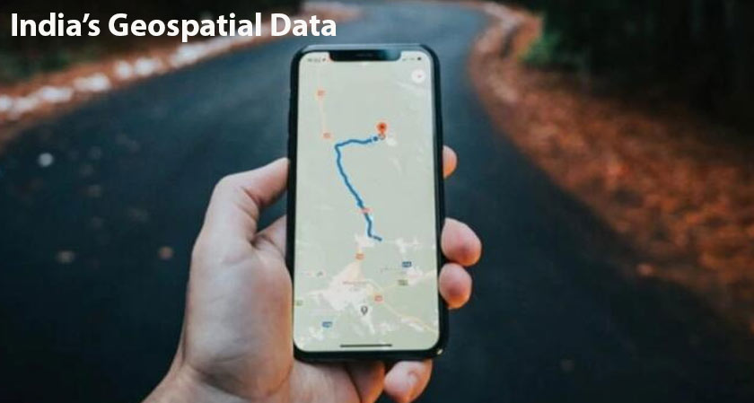 India Is Making Mapping and Geospatial Data Available For Firms