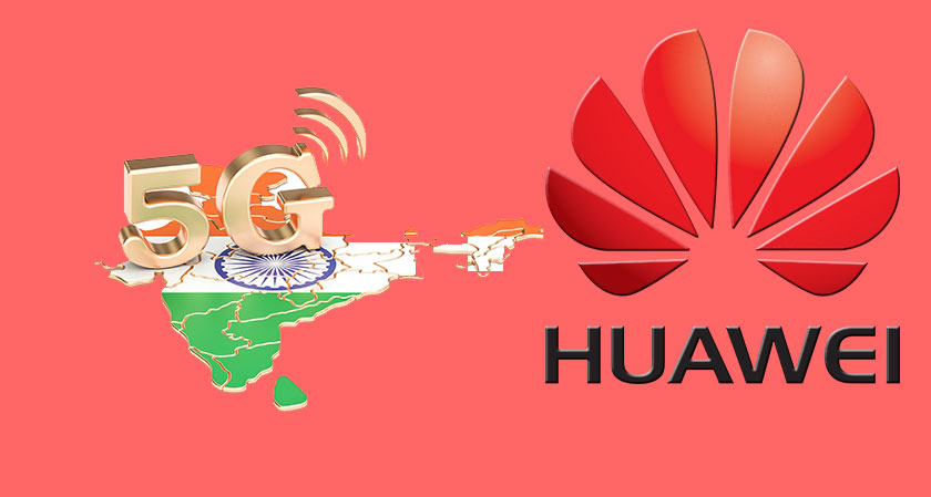 Huawei gets an invitation from India for 5G trials, results in telecom security concerns