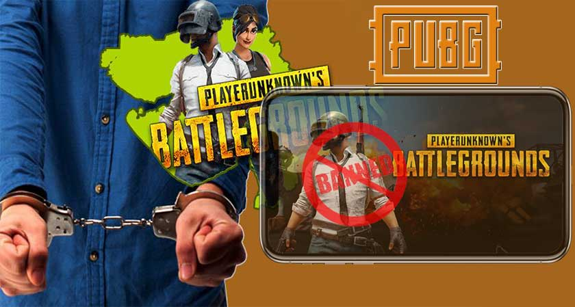 Indian police arrest 10 students for playing PUBG