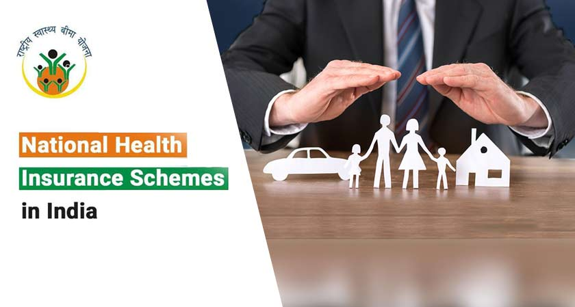 Indian government has announced a new insurance scheme to help 100 million families and wellness centers