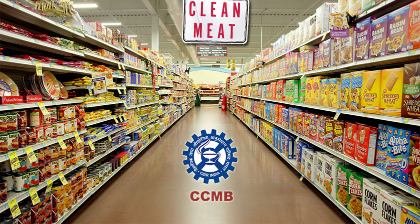 "Scientifically grown ""Clean Meat"" to enter the Indian supermarkets soon"