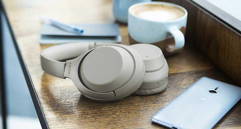 Introducing Sony's next-gen noise cancelling wireless headphones