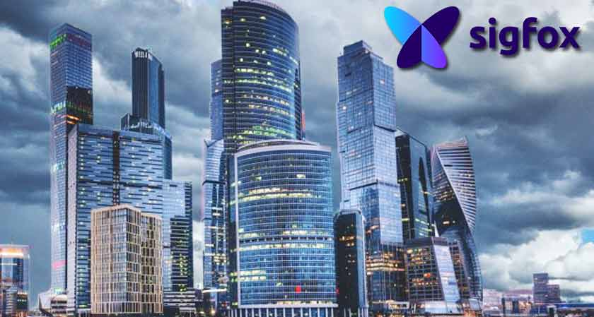 Sigfox connects Russia with IoT Edge Services
