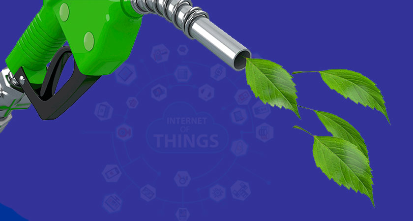 IOT Infrastructure toProduce Eco-Friendly CNG in Tamil Nadu
