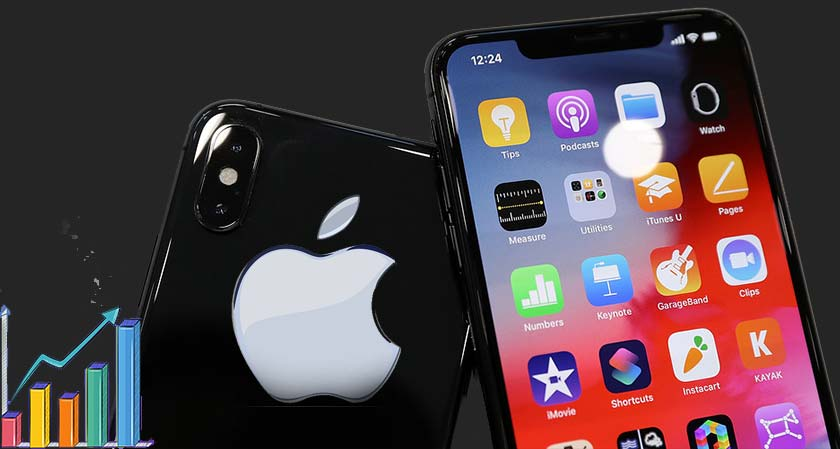 IPhone sales in China rise again after fall in last year