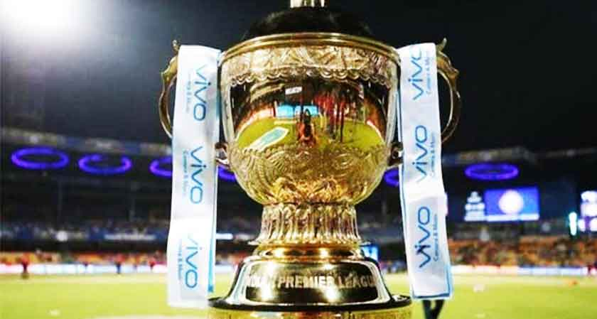 BCCI gets the green signal from the sports ministry to organize IPL in UAE