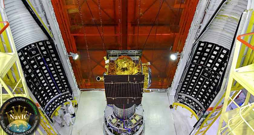 Indian Space Research Organization to design chips to smartphones