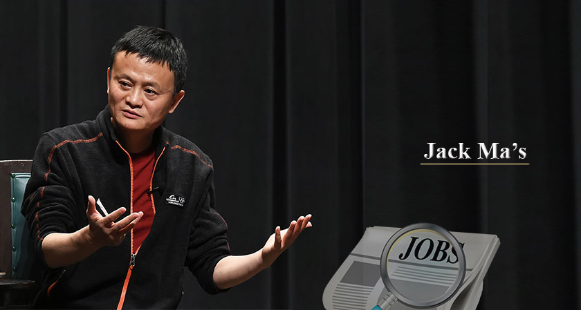Jack Ma's Promise on creating 1 Million Jobs is now killed by Trade Wars?