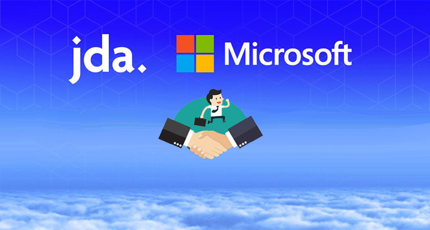 JDA Inc. Teams up with Microsoft to Power Data-Driven Digital Transformations in the Cloud