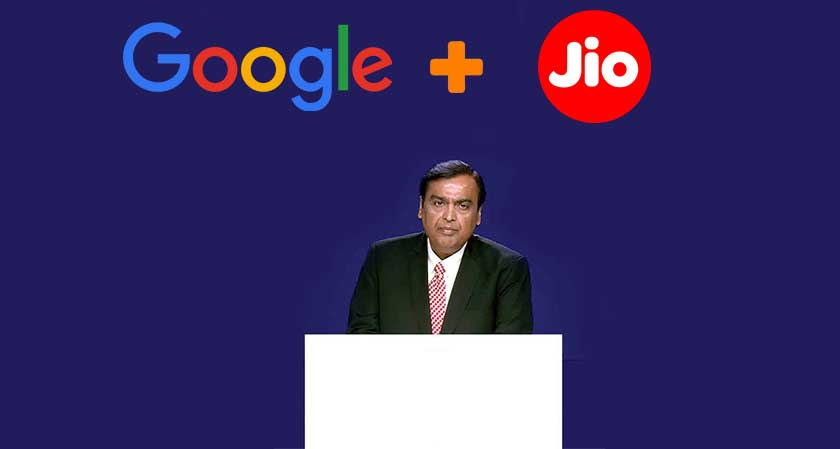 Jio develops new 5G technology and partners with Google to provide affordable smartphone