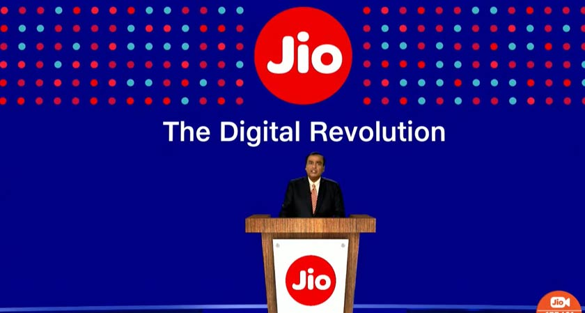 "Reliance Jio says ""fine-tuning"" 4G network to prepare for 5G services"