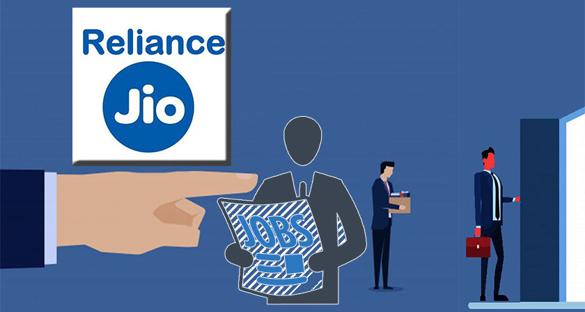 Reliance Jio lays off a large chunk of its workforce