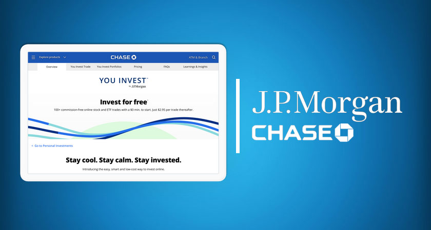 JP Morgan Chase's New Investing App: Designed Especially for Traders