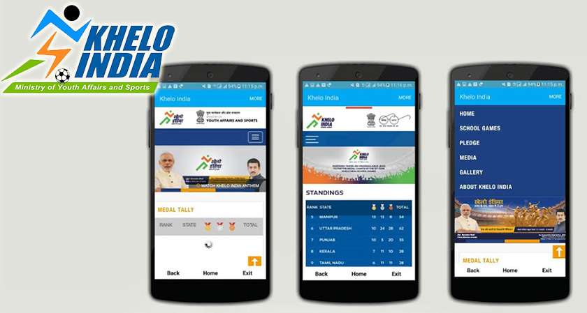 SAI gets its First Ever Mobile based App