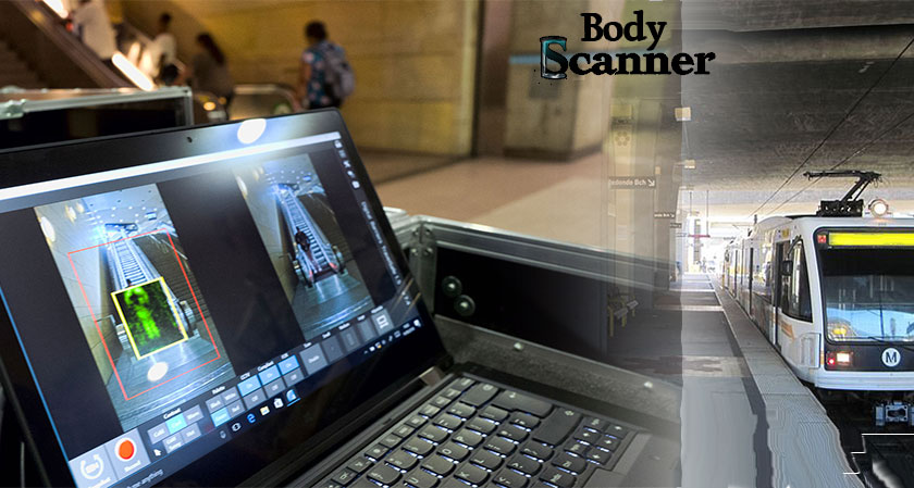 Los Angeles to receive body scanners in its rail transit systems
