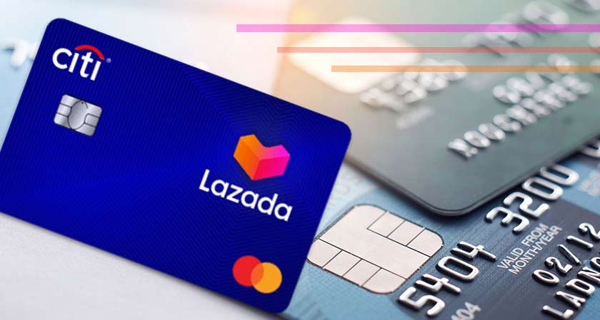 Lazada and Citi co-branded a new Credit Card for Southeast Asia