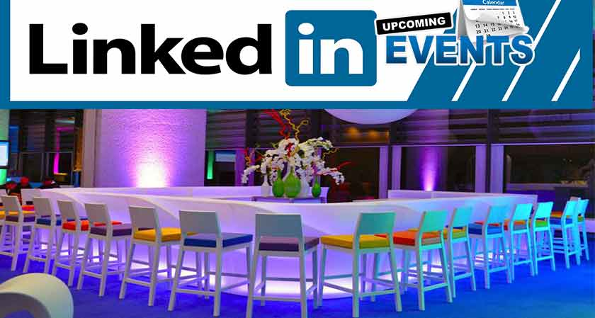 LinkedIn rolls out new feature called Events