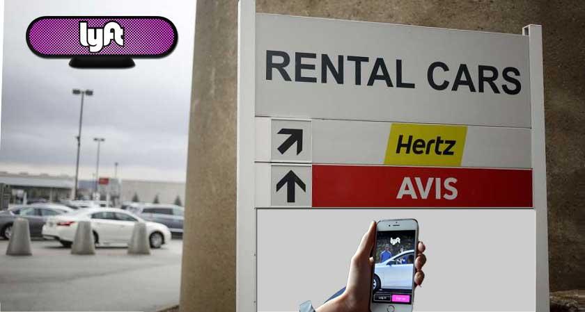 Lyft bolsters its car rental program
