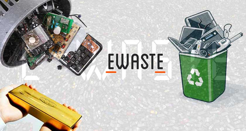 Not just sustainable but extracting metals from E-Waste Costs 13 Times Less than Mining Ore