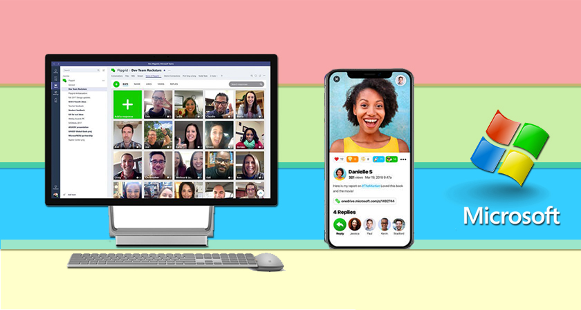 Taking Over: Extending Education Push Microsoft Acquires Flipgrid