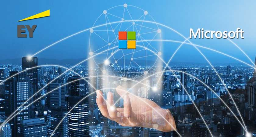 Joint Venture: Microsoft Partners EY to Launch Blockchain Solution for Content Rights and Royalties Management for M&E Industry